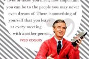 Mr Fred Rogers | Picture Credit : Kathi Waters, Pinterest