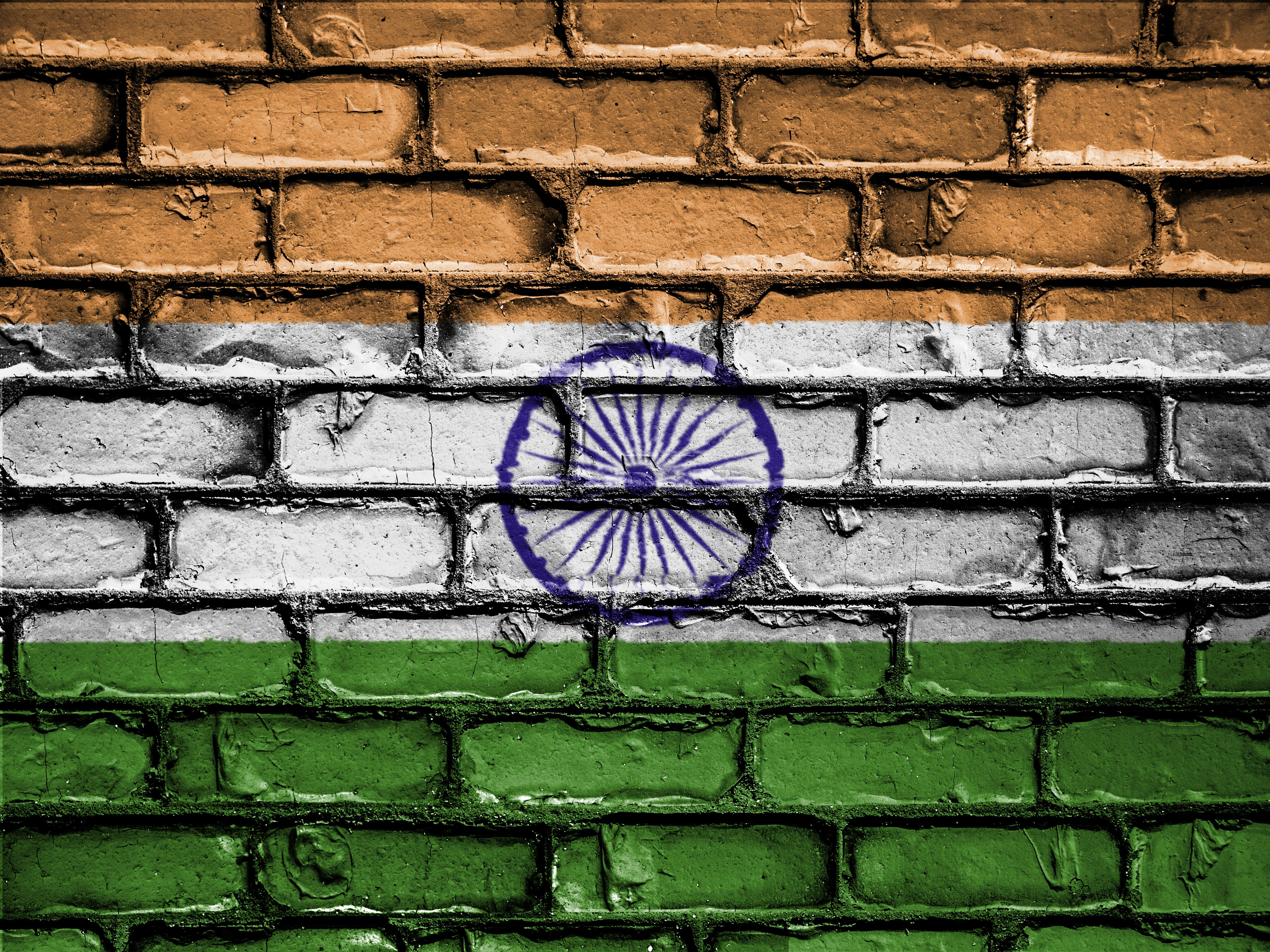 National Flag - India | Picture Credit : David Peterson, Public_Domain_Photography, Pixabay